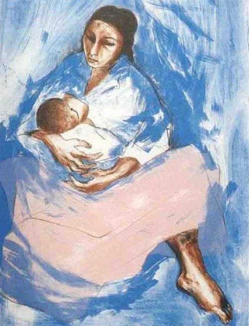 La lactancia materna es considerada el método de referencia para la alimentación y crianza del recién nacido.