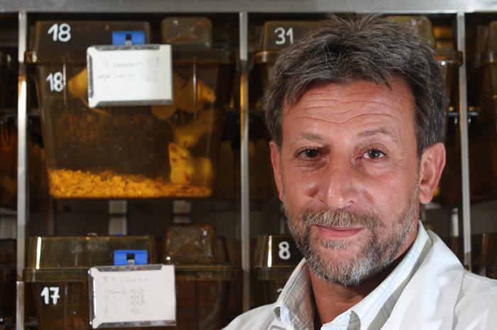 Investigador Hugo Luján