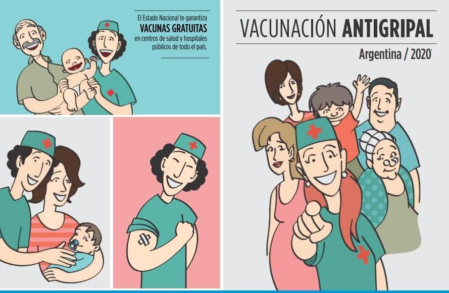 La campaña recomienda la vacunación para los grupos de riesgo.