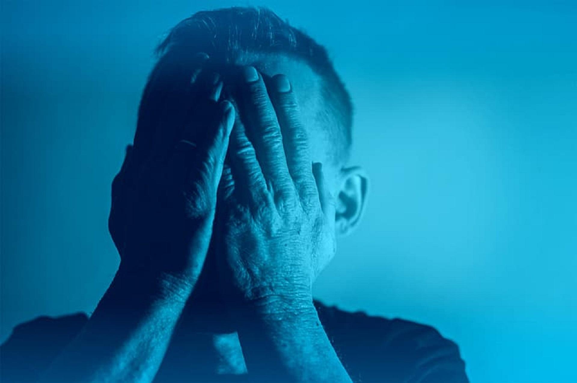 Personas con depresión