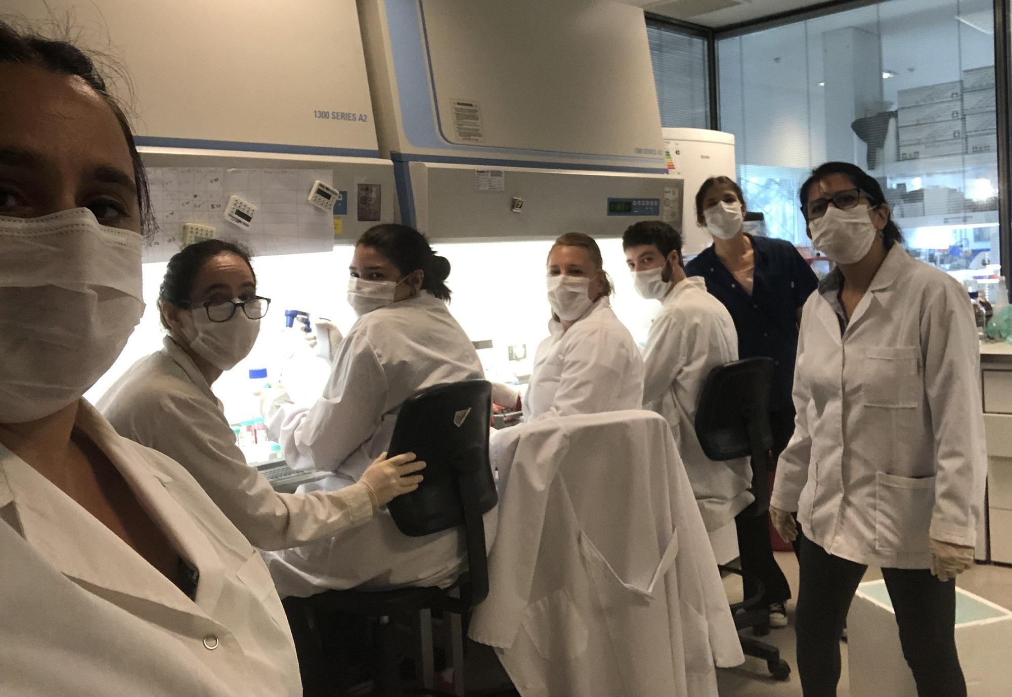 Equipo de investigadores