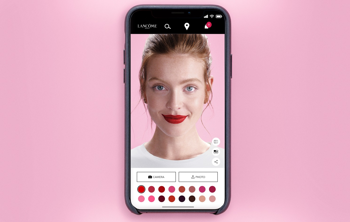 Maquillaje virtual