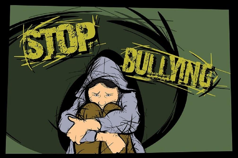 Chicos preocupados por el bullying
