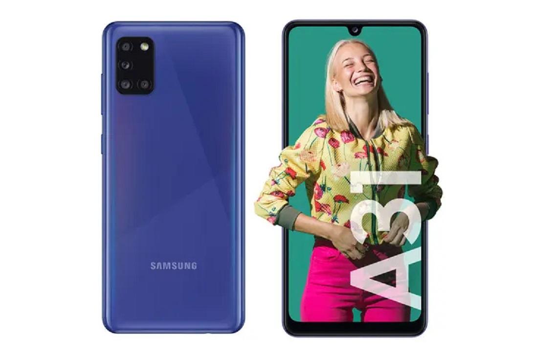 Un nuevo modelo de smartphone de Samsung.
