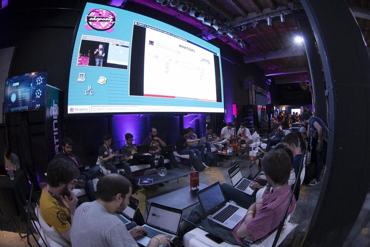 Ekoparty -la conferencia de hackers más importante de la región- se realizará de forma online del 24 al 26 de septiembre.
