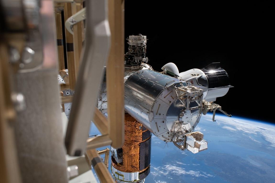 La historia misión de SpaceX culmina hoy.