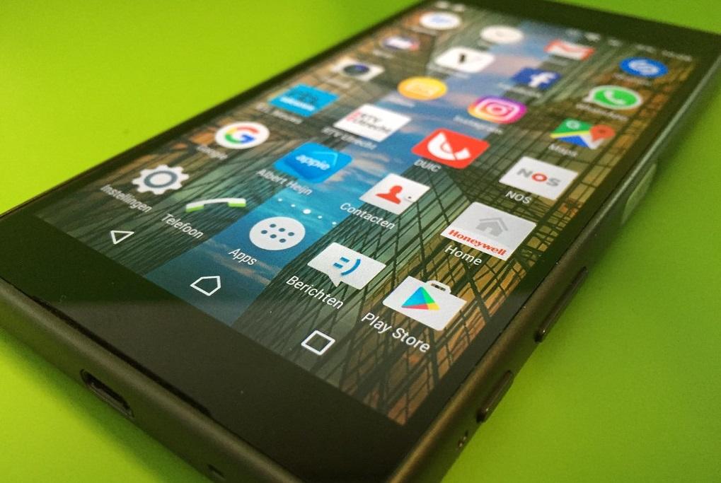 Todos los dispositivos tienen decenas de opciones de apps.