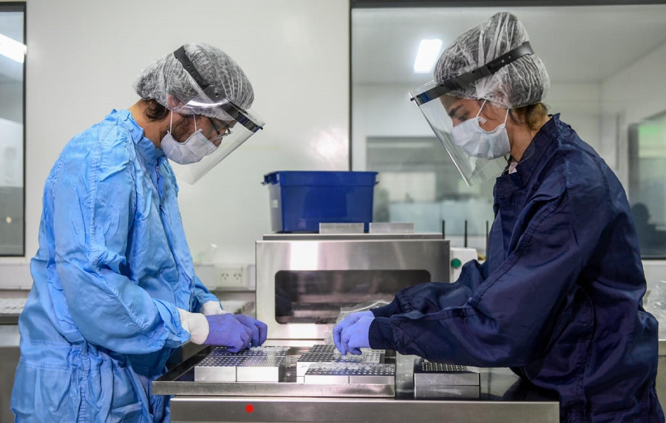 NEOKIT-COVID 19 es un test para la detección de Coronavirus de alta confiabilidad, facilidad de uso, rapidez de diagnóstico y menor costo.