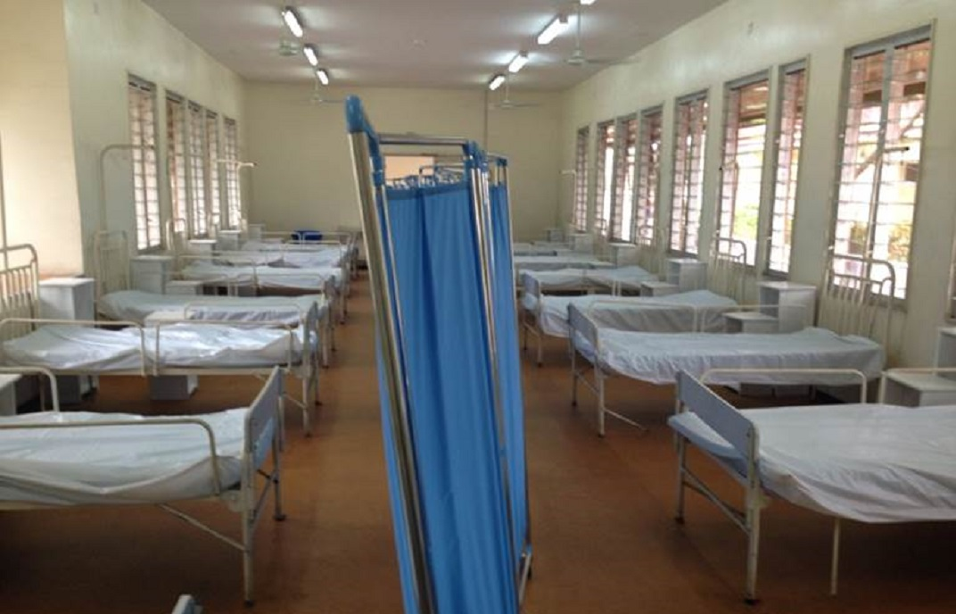 Mas aislamiento para cuidar a los pacientes.