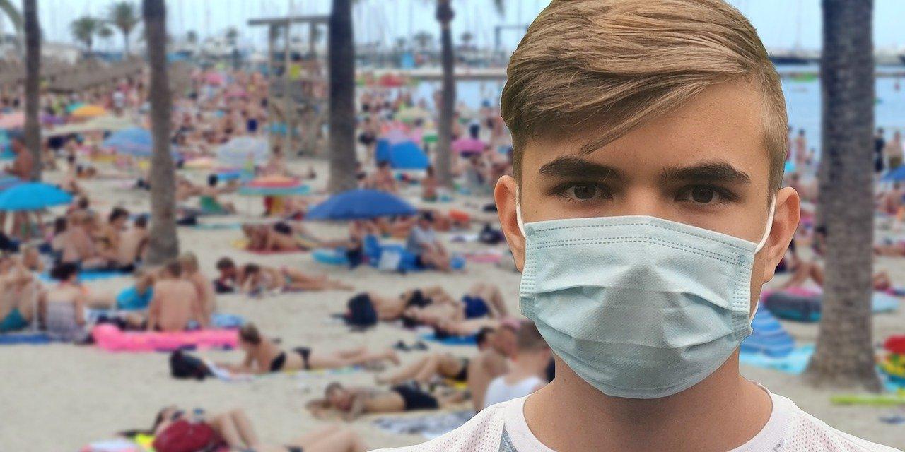 Así hay que cuidarse en las playas.