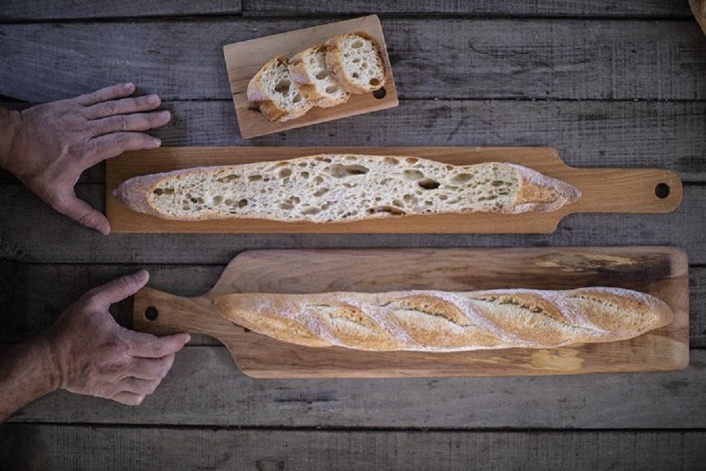 Pan: uno de los alimentos históricos de la humanidad.
