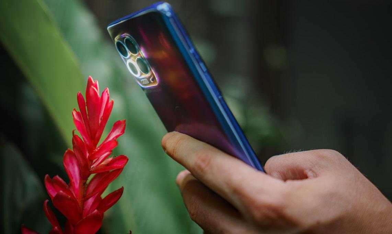 Nueva línea de smartphones de Motorola.