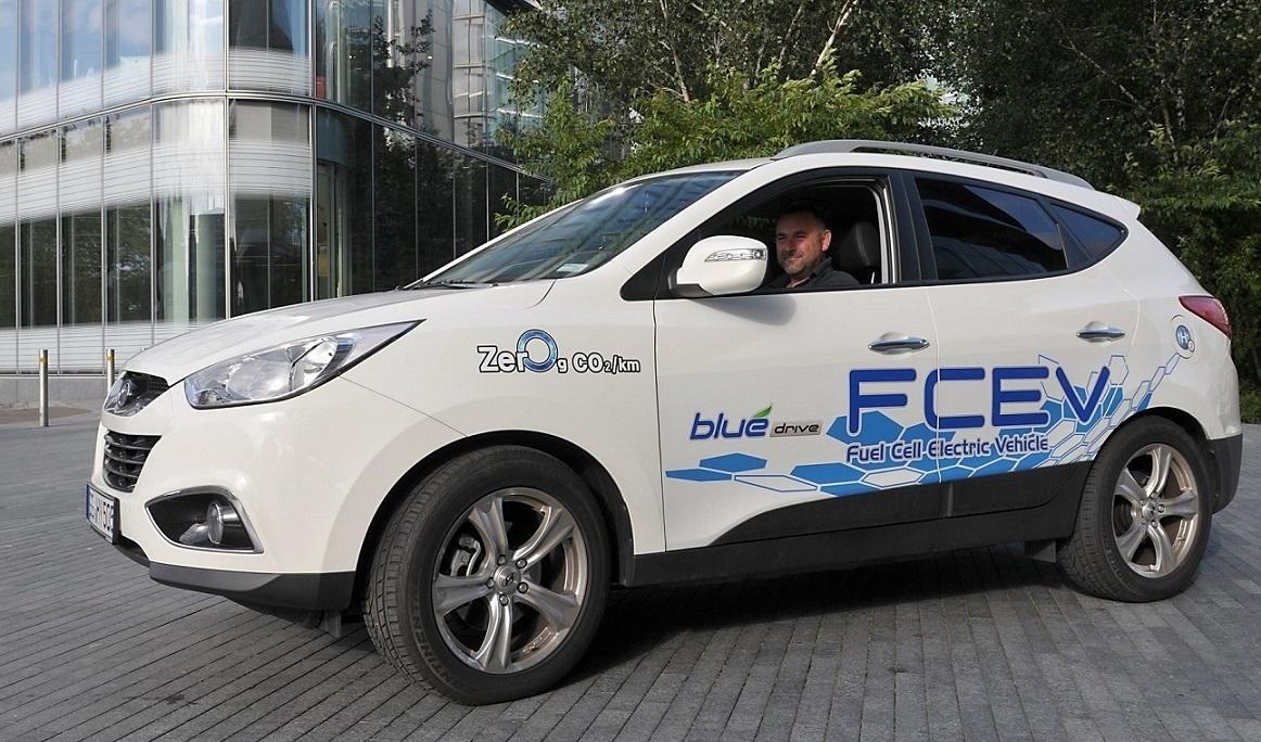 Los autos a hidrógeno serán cada vez más comunes en los próximos años.