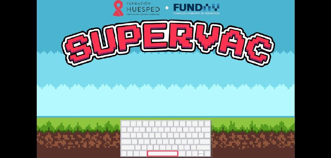 Fundación Huésped y FUNDAV se unieron para desarrollar un juego que destaque la importancia de la vacunación