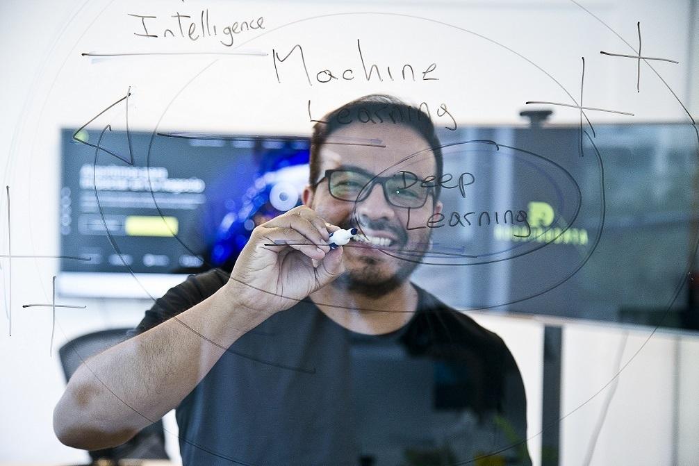 Fredi Vivas, experto en sistemas y fundador de la RockingData, especializada en análisis de datos