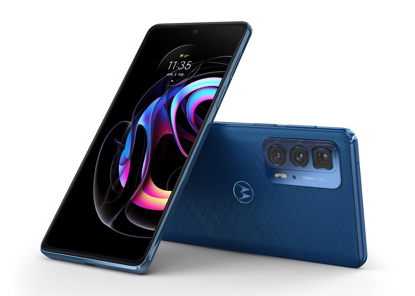Nuevos dispositivos Edge de Motorola